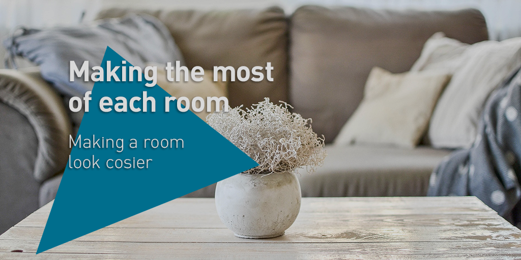 making a room look cosier image - DIY campaign 2 post 2