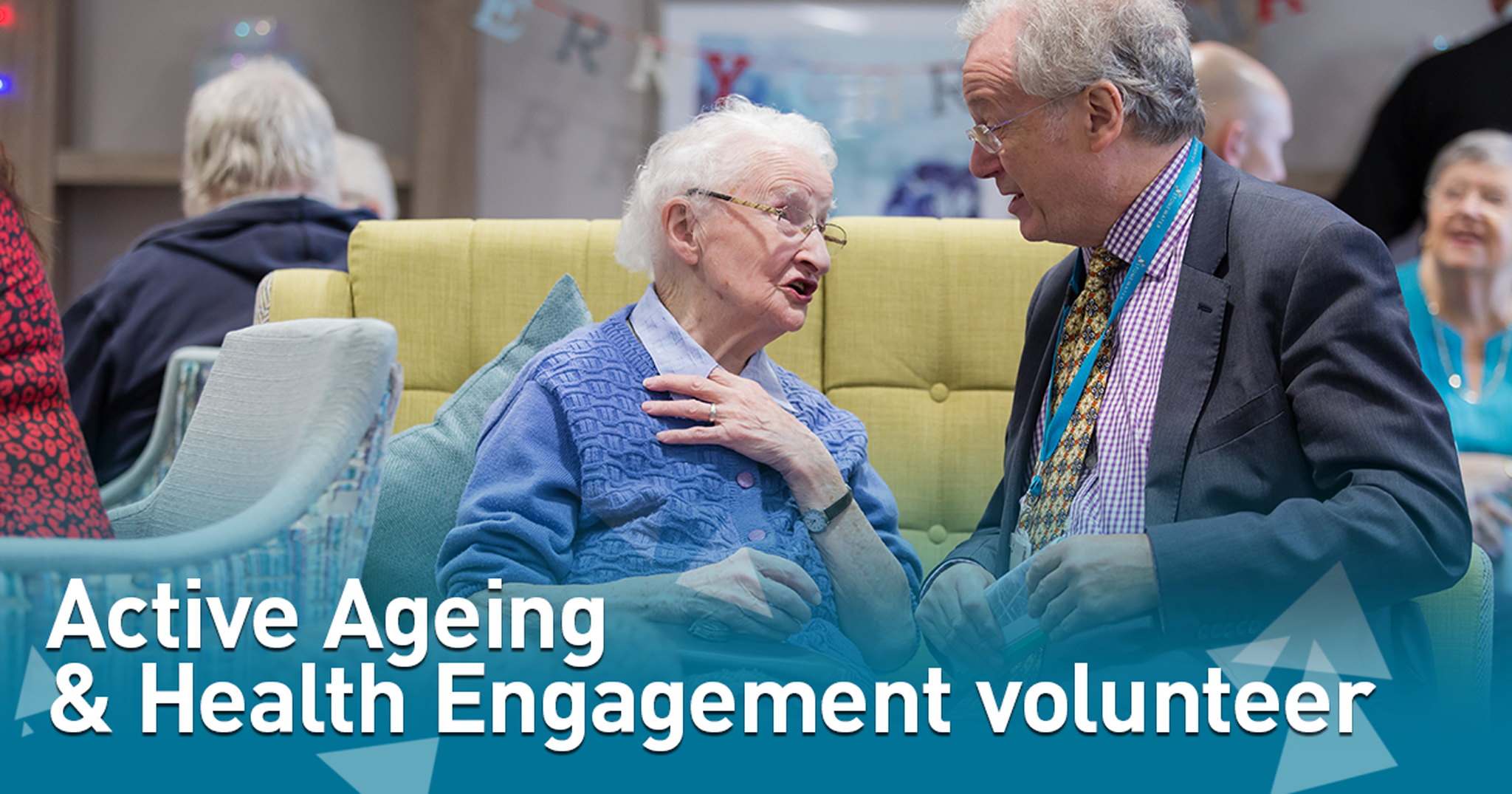 Active Ageing & Health Engagement volunteer