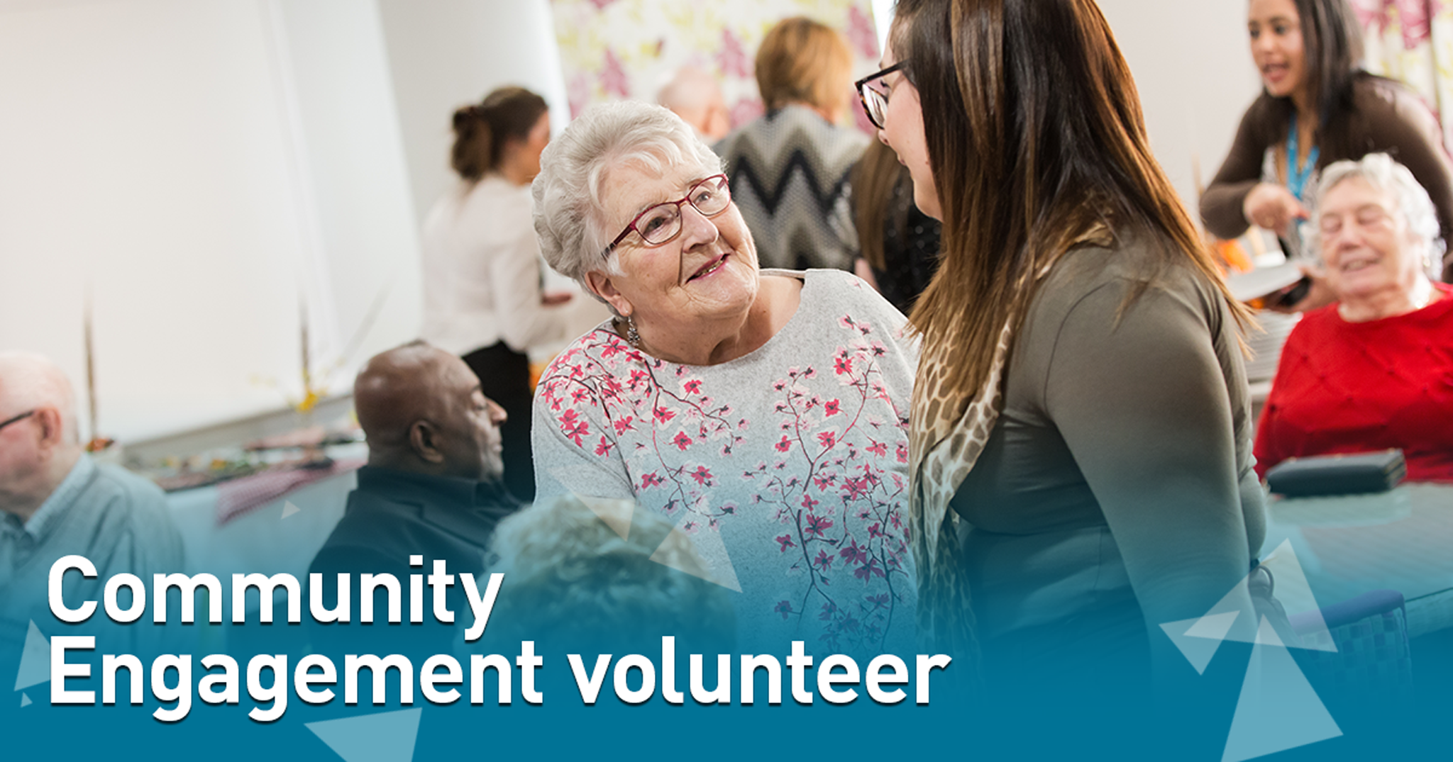 Community Engagement volunteer