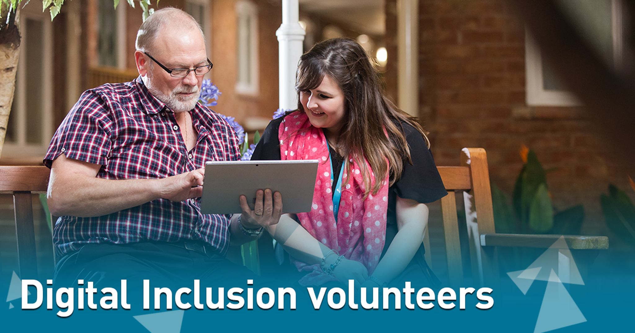 Digital Inclusion volunteers