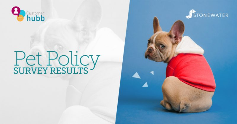 pet policy results are in!